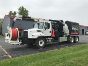 Used Camel 1200 Sewer & Catch Basin Cleaner #2013