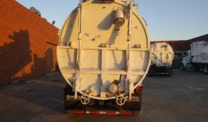 Used Super Products Vacuum Truck