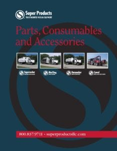 Parts, Consumables & Accessories Catalog Cover