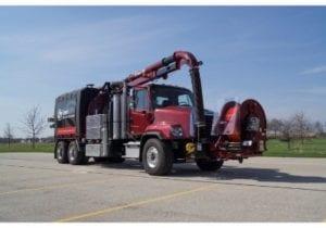 Camel MAXXX 1200 Ejection Unloading Truck