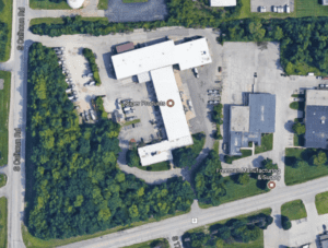Super Products New Berlin Headquarters Aerial Photo