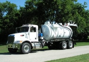 Vacuum Truck for Various Applications