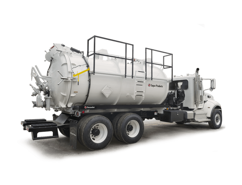 Super Products Liquid Vac Trucks