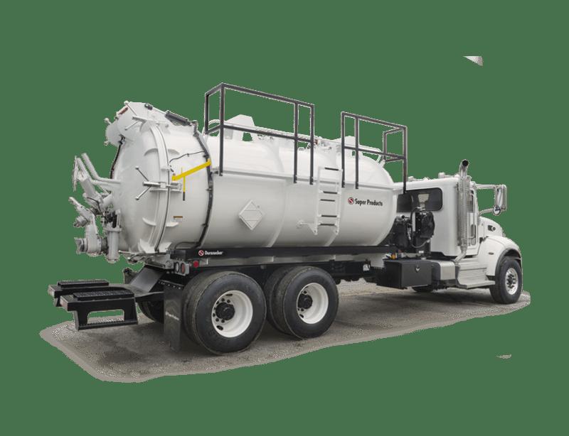 Super Products Liquid Vac Trucks