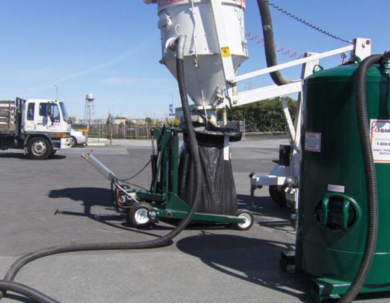 trailer vacuum