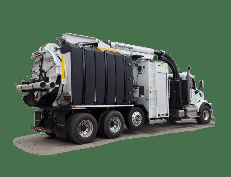 Super Products Mud Dog Vacuum Excavators