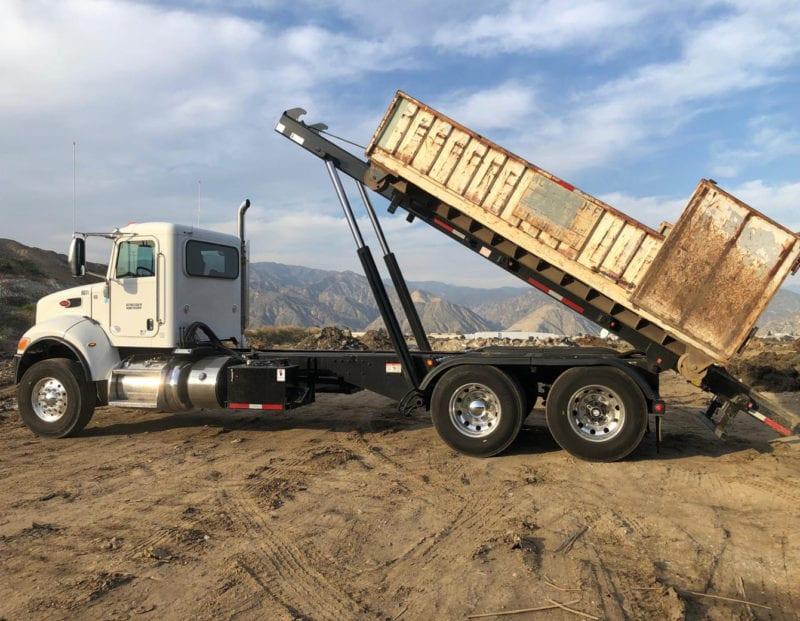 roll off truck rental